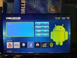 Vendo o cambio tv challenger 32 smart