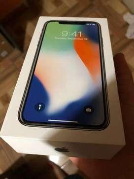 Cambio o vendo iphone x 256gb por iphone 11 de 64gb