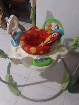 Jumping fisher price