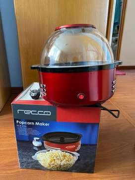 Máquina para hacer pop corn