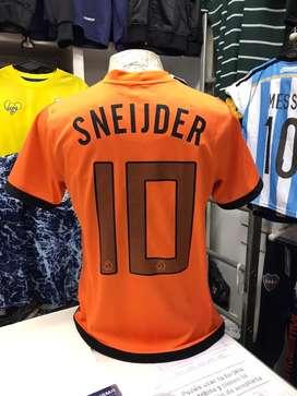 Camiseta holanda  Wesley Sneijder 10