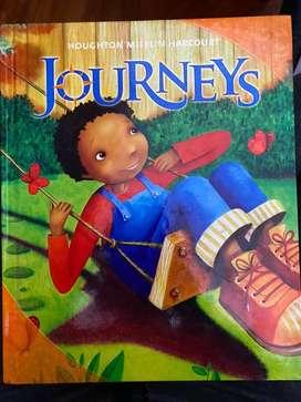 Journeys Houghton Mifflin Harcourt grado 1 (2.1)