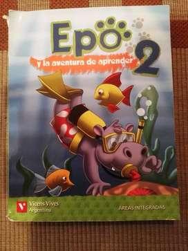 Libro Epo y la aventura de aprender 2