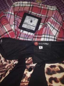 Camisa manga larga Polo
