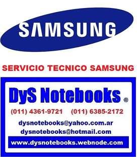 SAMSUNG SERVICIO TECNICO NOTEBOOK NETBOOK LAPTOP