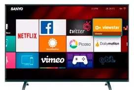 Smart tv 42' SANYO
