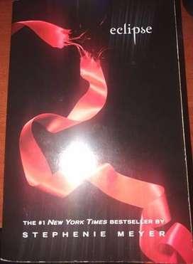 Libro Eclipse-Stephenie Meyer (INGLES)