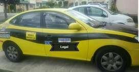 Vendo o cambio taxi Legal con puesto