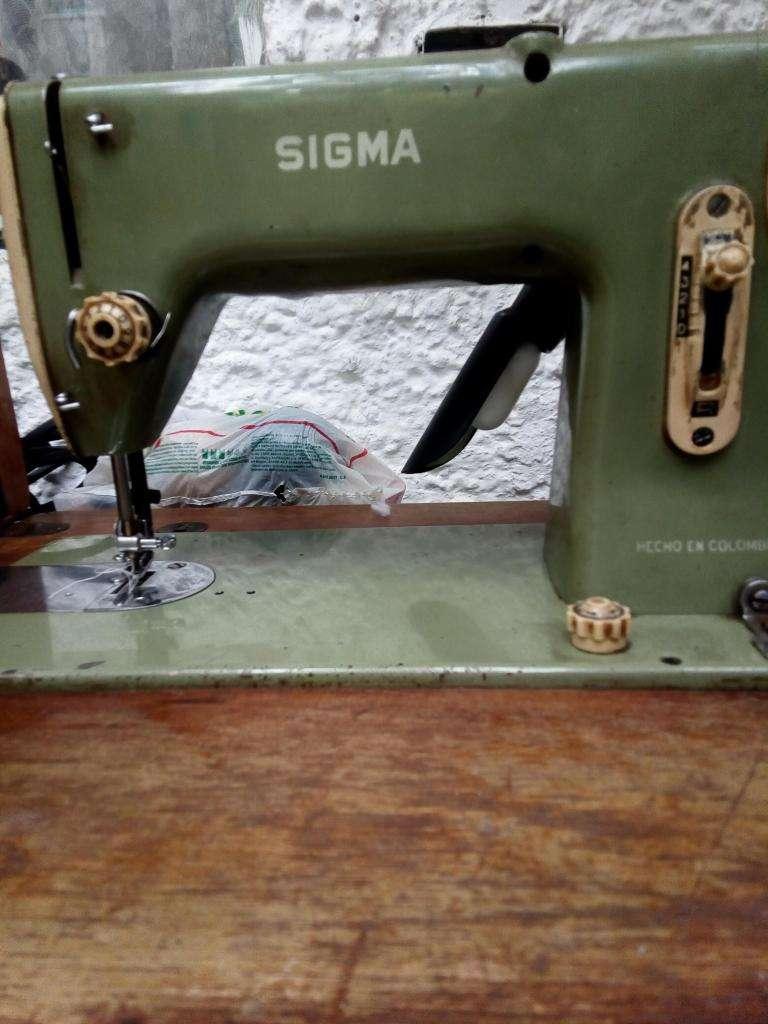 Ganga Coleccionista Máquina Sigma Original 0