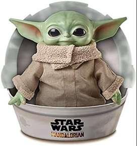 Baby Yoda Muñeco Mattel Star Wars Mandalorian