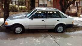 Ford escort guia 1.6 mod 90 full