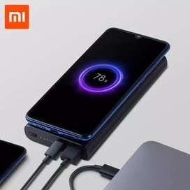 Power Bank Xiaomi Inalámbrico De 10.000 mah Caja Sellada