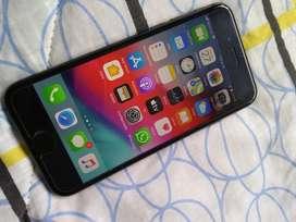 iPhone 8 jet black- PERFECTO ESTADO-10/10 funcional y físico