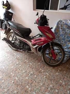 Moto shineray caballito en buen estado