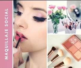 Aprende a Maquillar con Maquillaje Social