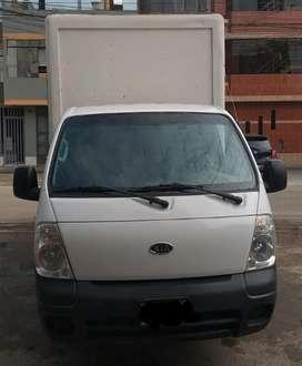 VENDO KIA K2700 AÑO 2010