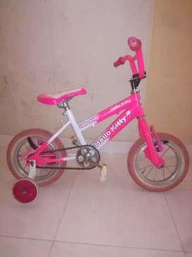 Cicla para niña