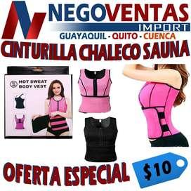 CINTURILLA CHALECO SAUNA