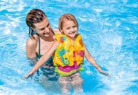 Flotador chaleco para niños y niñas