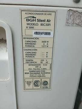 Aire acondicionado bgh