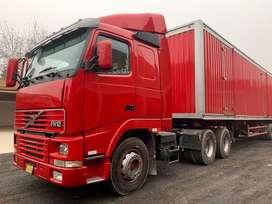 VOLVO 2000 FH 12 6X4