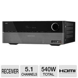 Harman Kardon 1650 Hdmi 5.1 3d Usb Optical P/entendidos