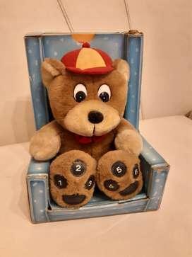 Baby Bear Cuenta Cuento Ricitos de Oro