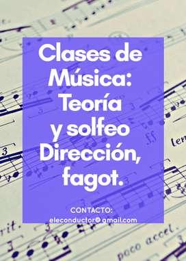 CLASES DE MÚSICA ONLINE TODAS LAS EDADES