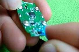 Reparación de Controles de Alarmas de Automoviles