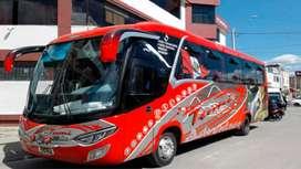 Alquiler de bus turismo paseos excursiones traslados eventos retiros
