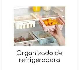 ORGANIZADOR DE REFRIGERADORA