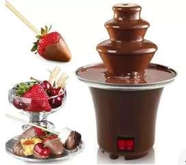 Alquiler fuente de chocolates