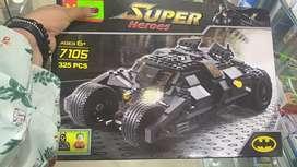 Carro se Batman Lego (325 piezas)