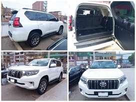 Vendo Camioneta Toyota Land Cruiser Prado 4x4