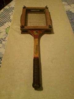 Raqueta para Tenis de madera