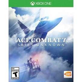ace combat xbox one