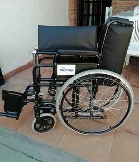 Vendo silla de ruedas  s3011/46