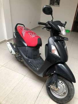 Moto Hero Pleasure scooter