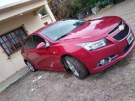 Chevrolet Cruze 1.8 NAFTA LTZ ful cuero gomas nuevas vtv vigente por un año