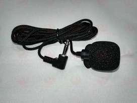 Microfono de solapa conexion estereo plug 3.5mm