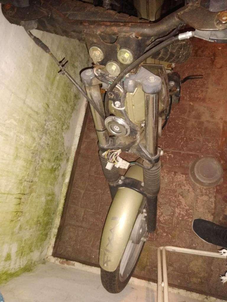 Zanella Sol Bussines 110cc 0
