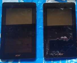 Tablets Acer Iconia para repuestos