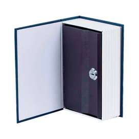 caja fuerte cofre de seguridad tipo libro invisible al ojo humano entrega inmediata envíos nacionales