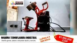Maquina Termofijadora Industrial (económica Importada desde USA))
