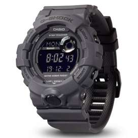 Reloj Casio G-shock Gbd-800uc-8cr Bluetooth 100% Original