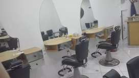Venta de inmobiliario de peluquería