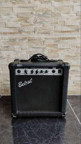 Amplificador de bajo Belcat 15b  usado