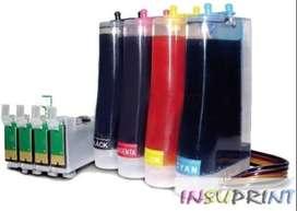 sistemas de tinta continua para Epson-Canon y HP