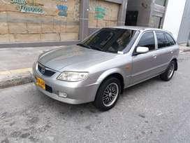Mazda allegro 1.600cc full equipo modelo 2004