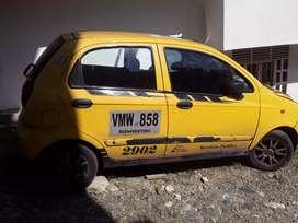Vendo taxi spark modelo 2011